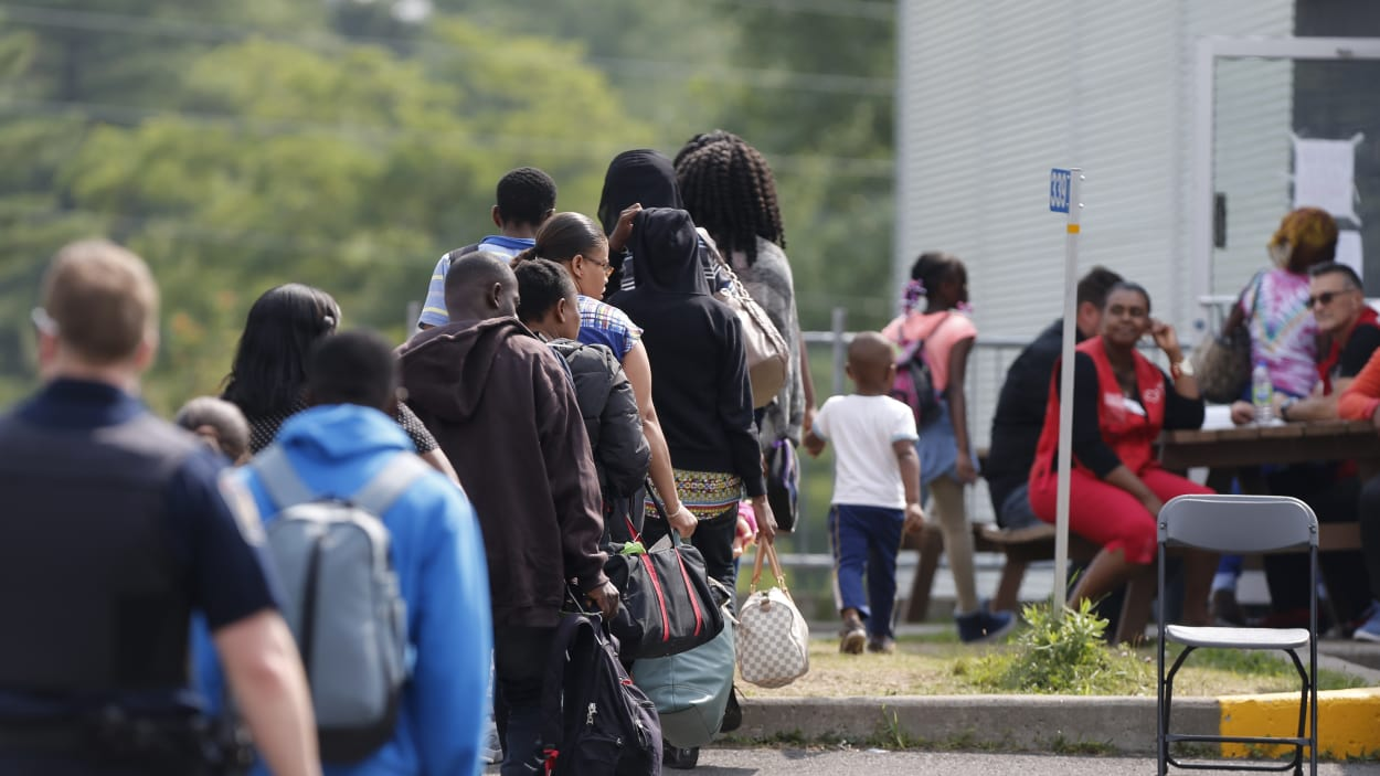 migrants, demandeurs d'asile