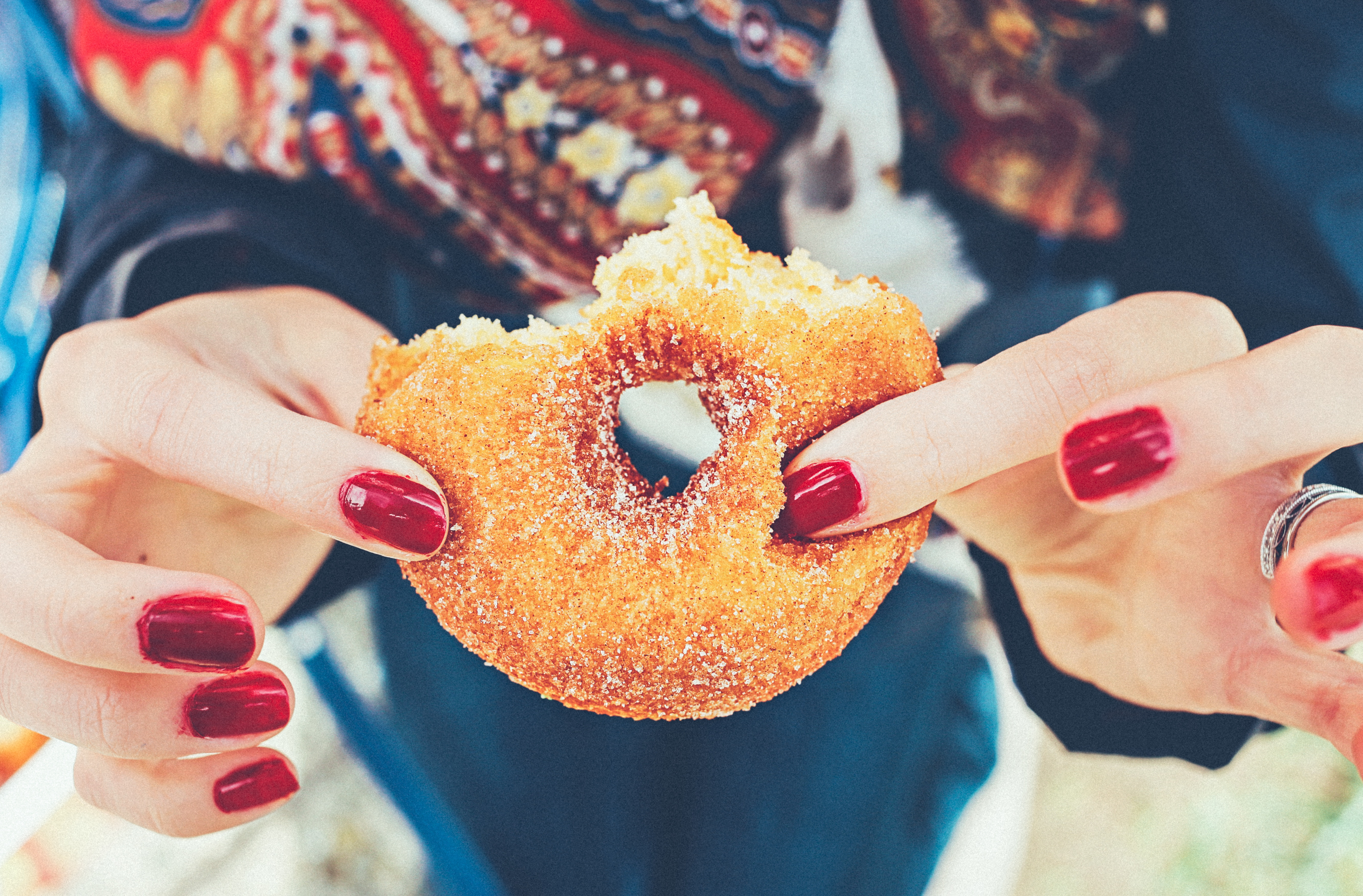 manger, bonheur, heureux, se faire plaisir
