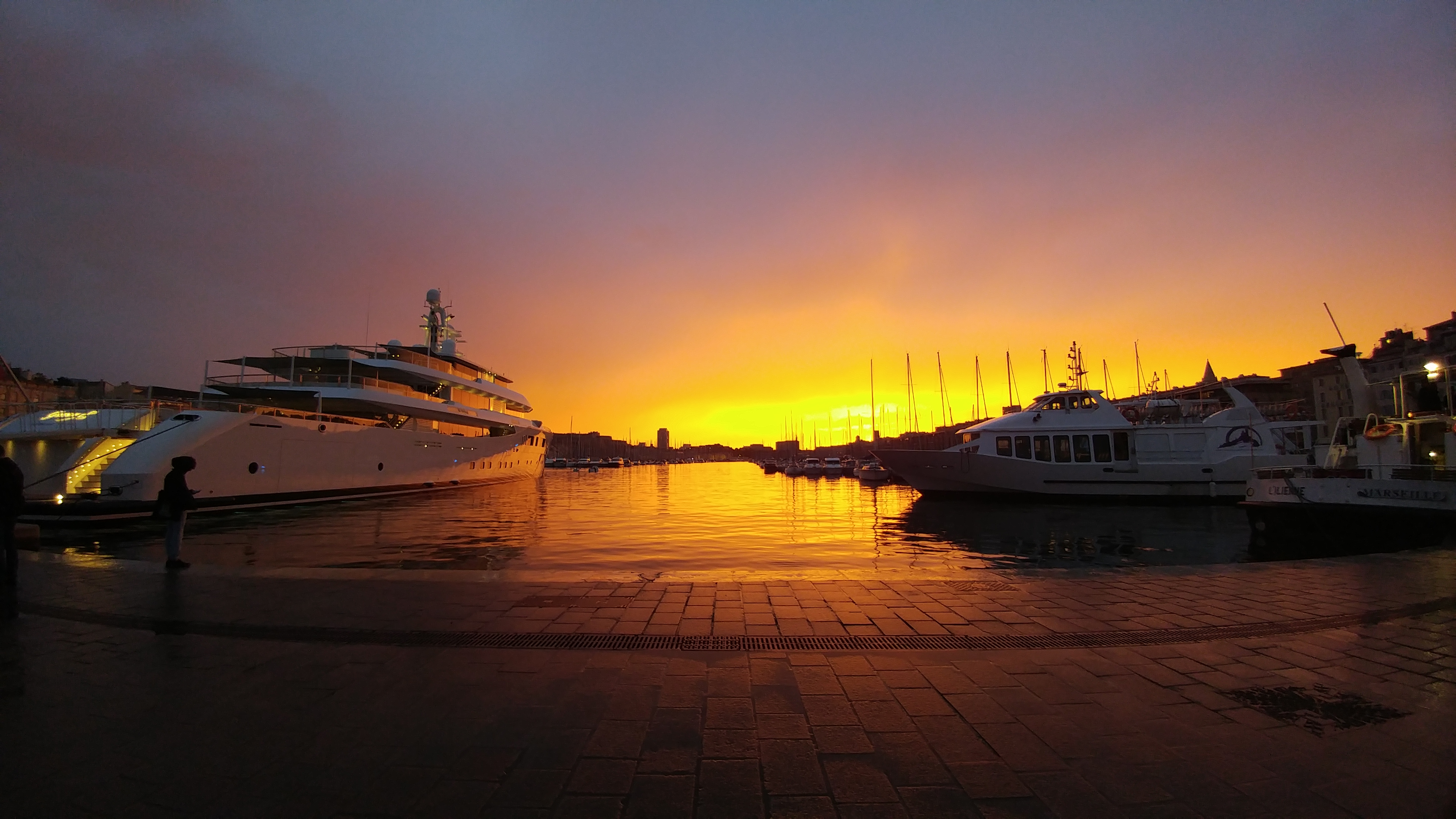 France Europe voyage destination paysage Port Marseille