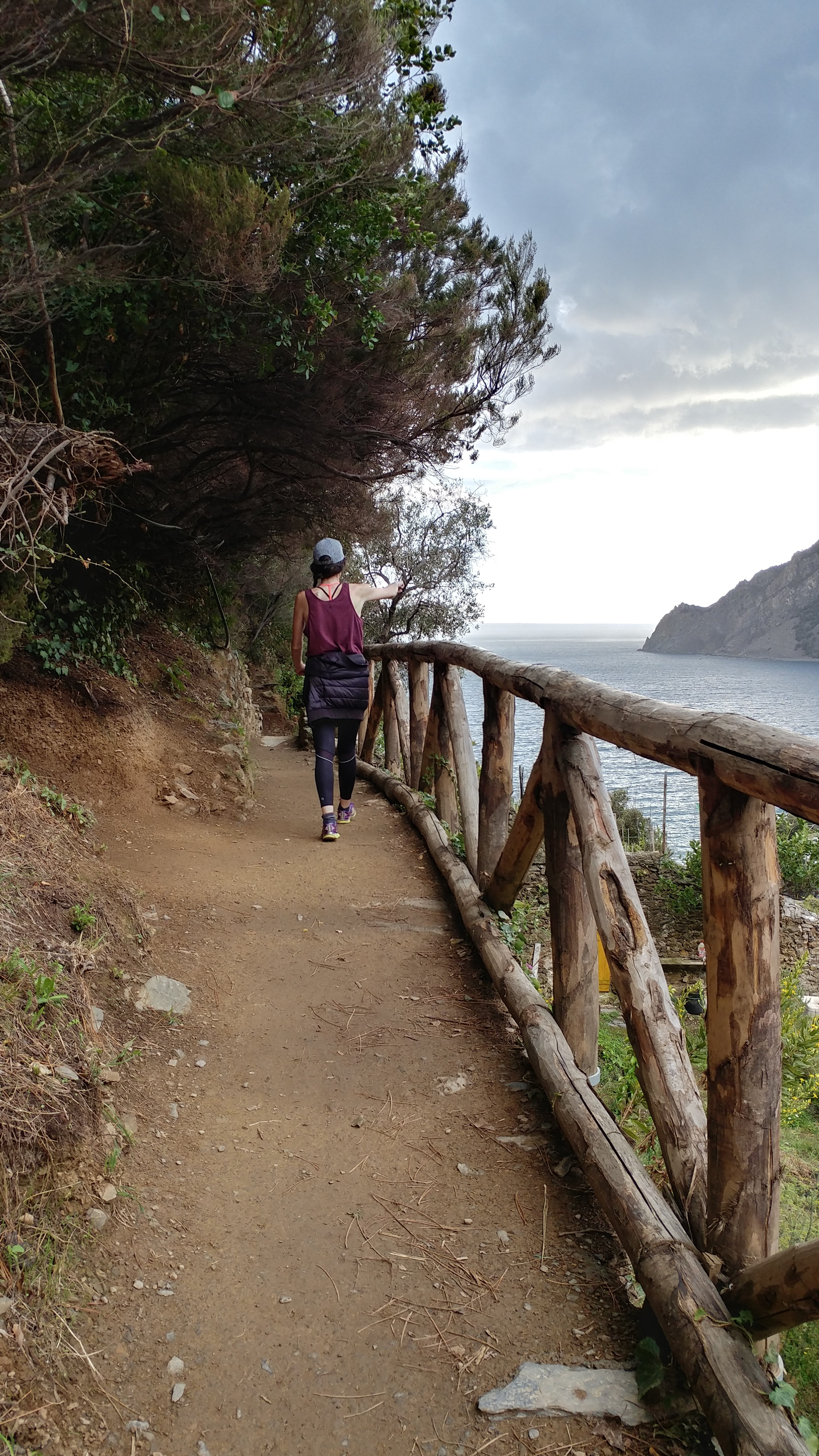 Cinque Terre Italie Europe voyage destination paysage La Spezia