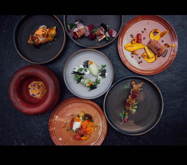 Chasse-galerie restaurant bouffe menu nourriture plats Montréal