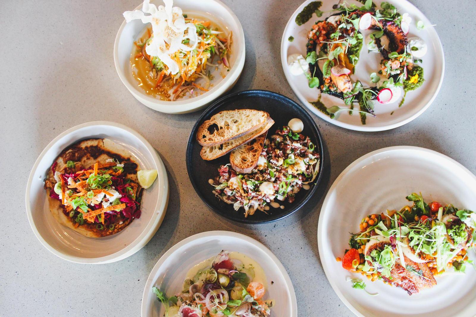 Le Catch restaurant bouffe menu aliment nourriture Montréal