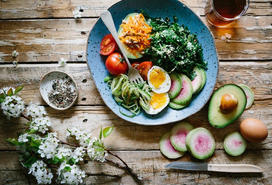plats végétariens couverture