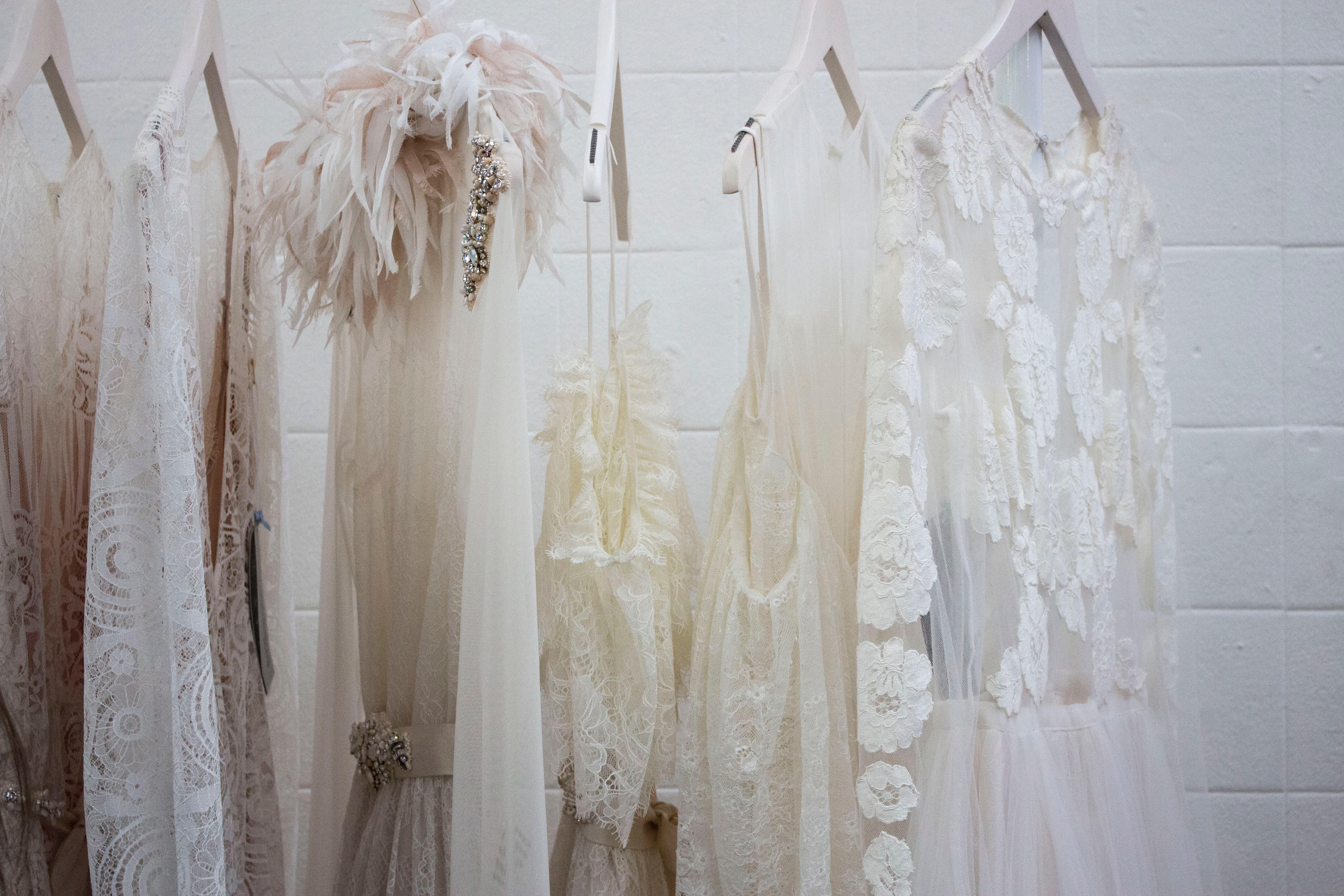 Vêtements blancs