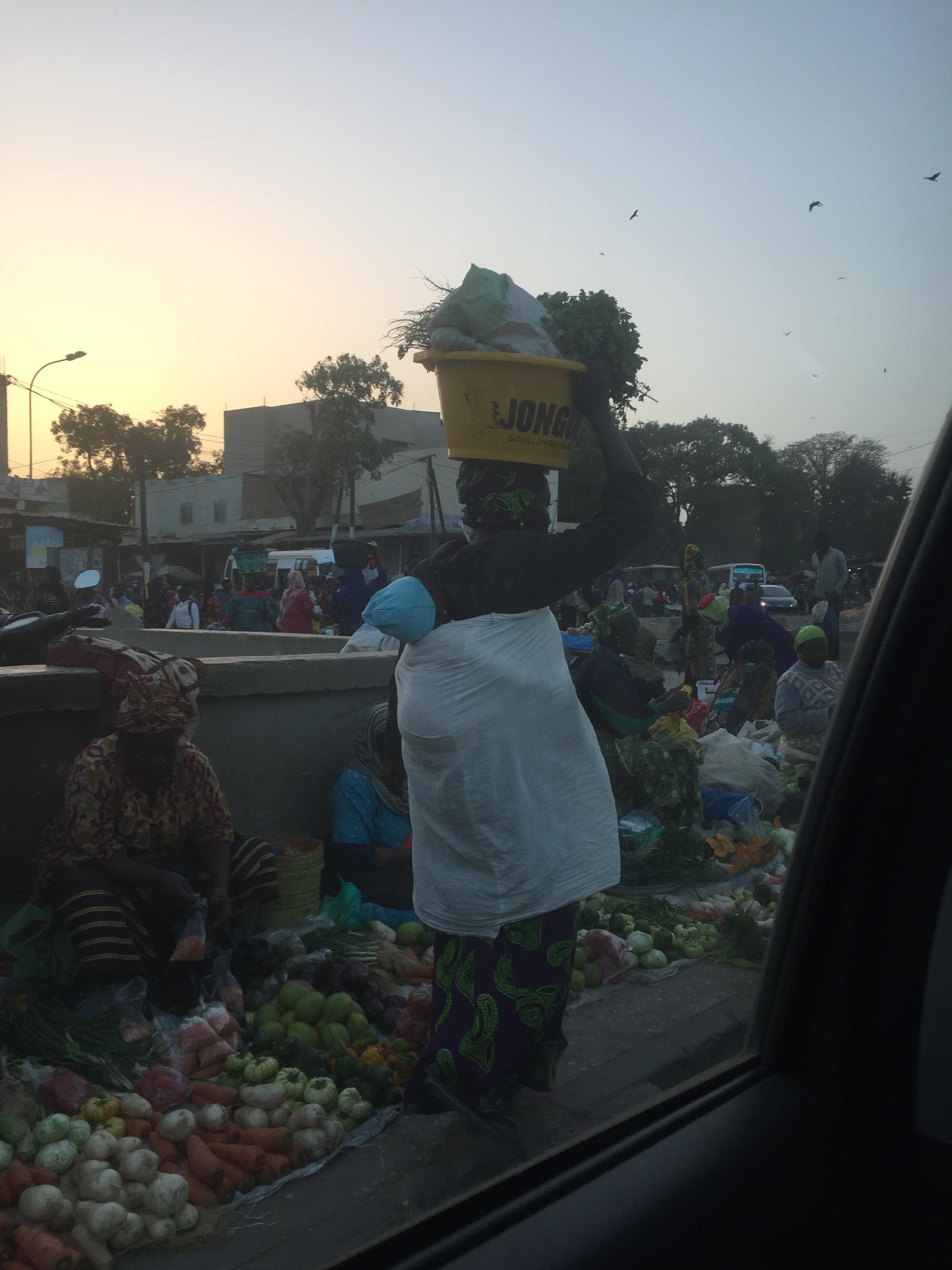 Sénégal voyage réflexion