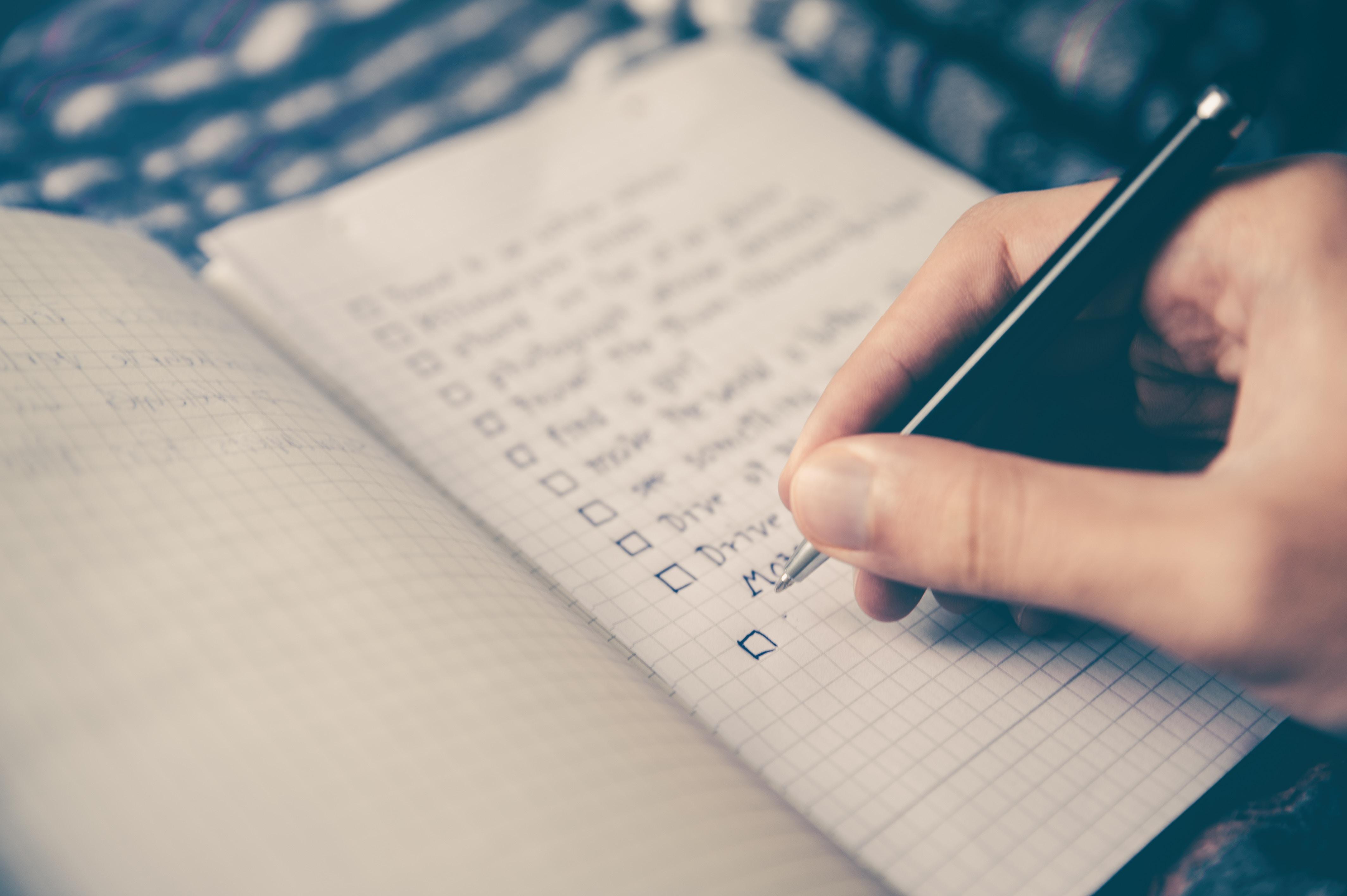 santé mentale parents enfants temps organisation planifier liste