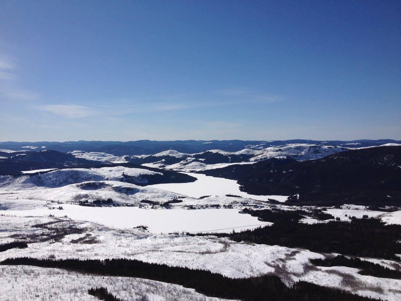 sport hiver randonnée ski dehors plein air