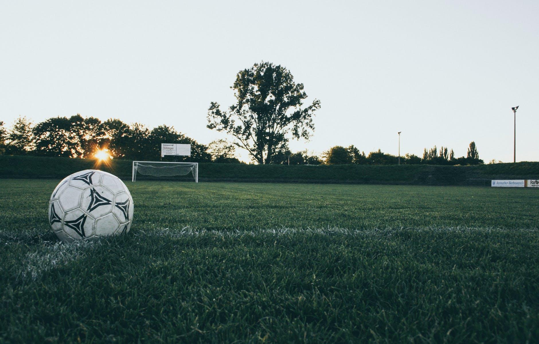 Soccer activité Peur adolescence espace moment ennui