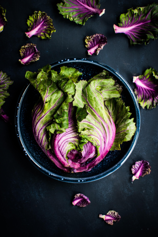 salade repas végétarien