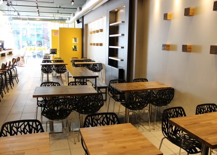 10 nouveaux restaurants essayer montr al le cahier for Articles de cuisine montreal