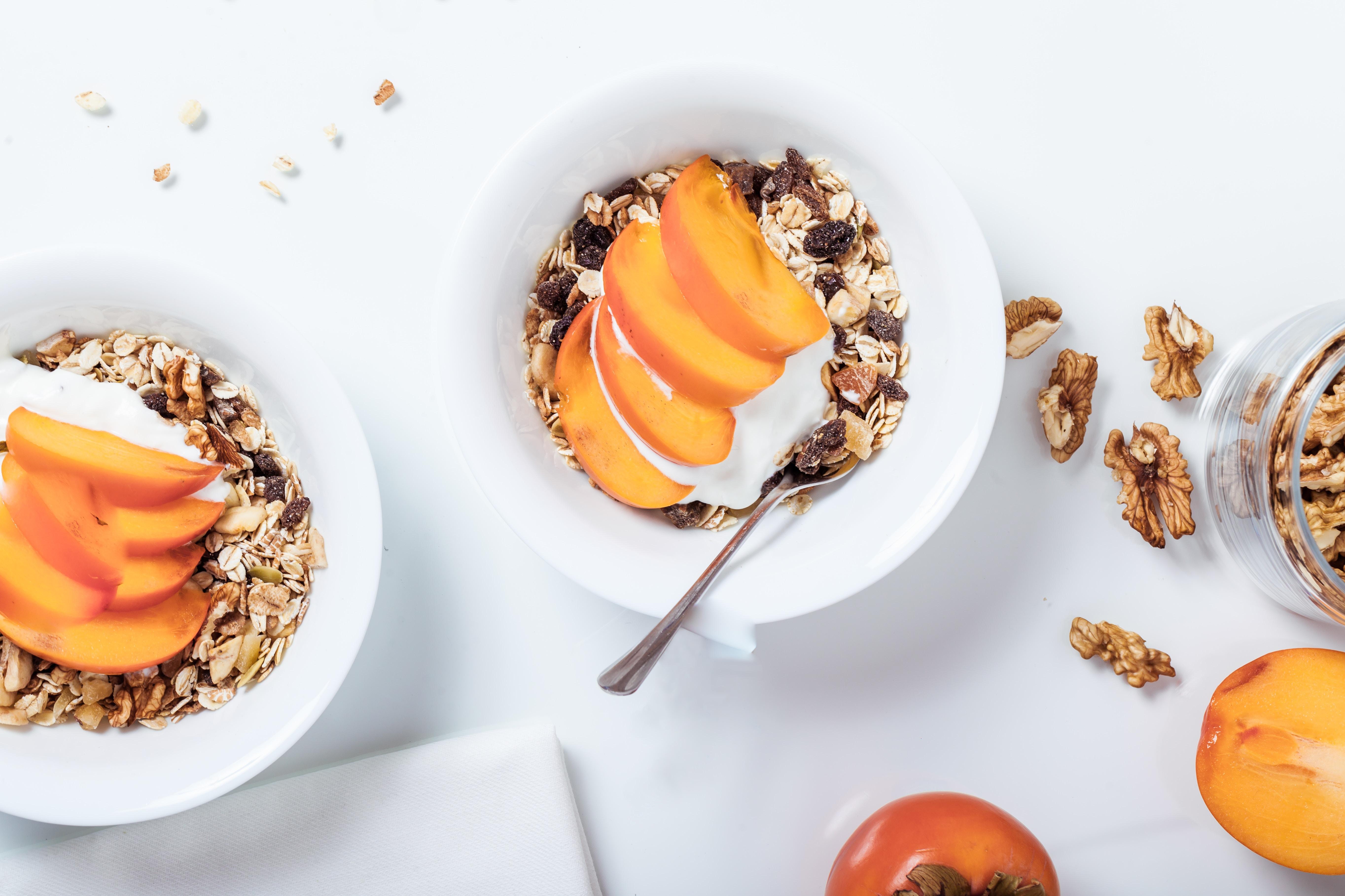 noix céréale fruit