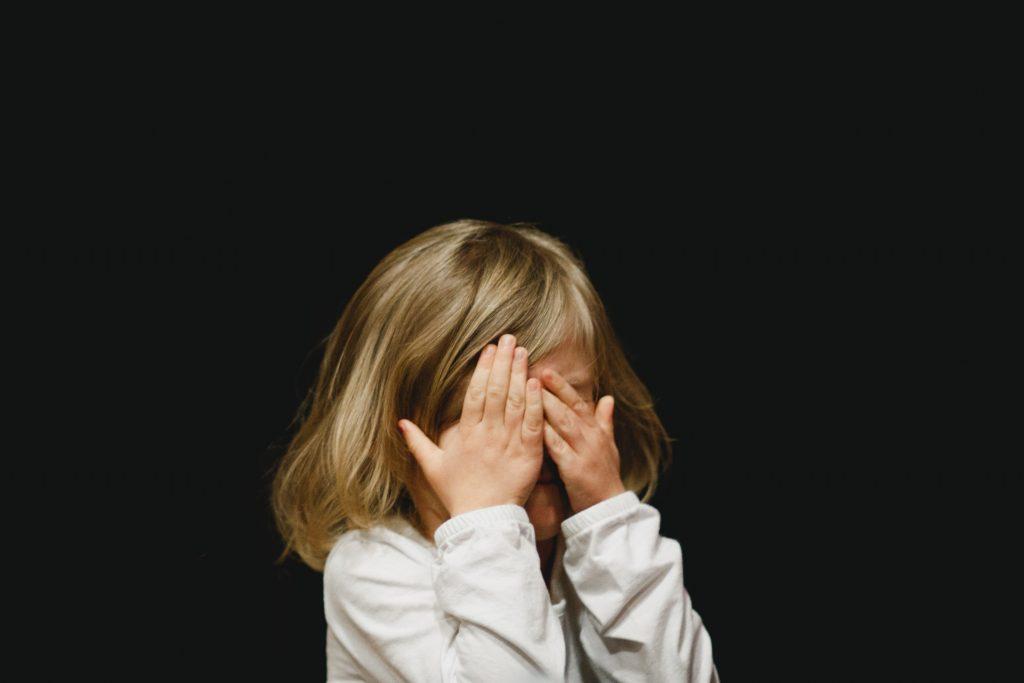 Enfant caché