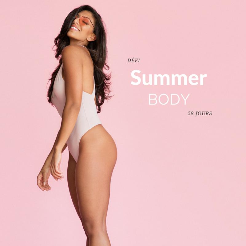 Défi Summer Body 28 jours