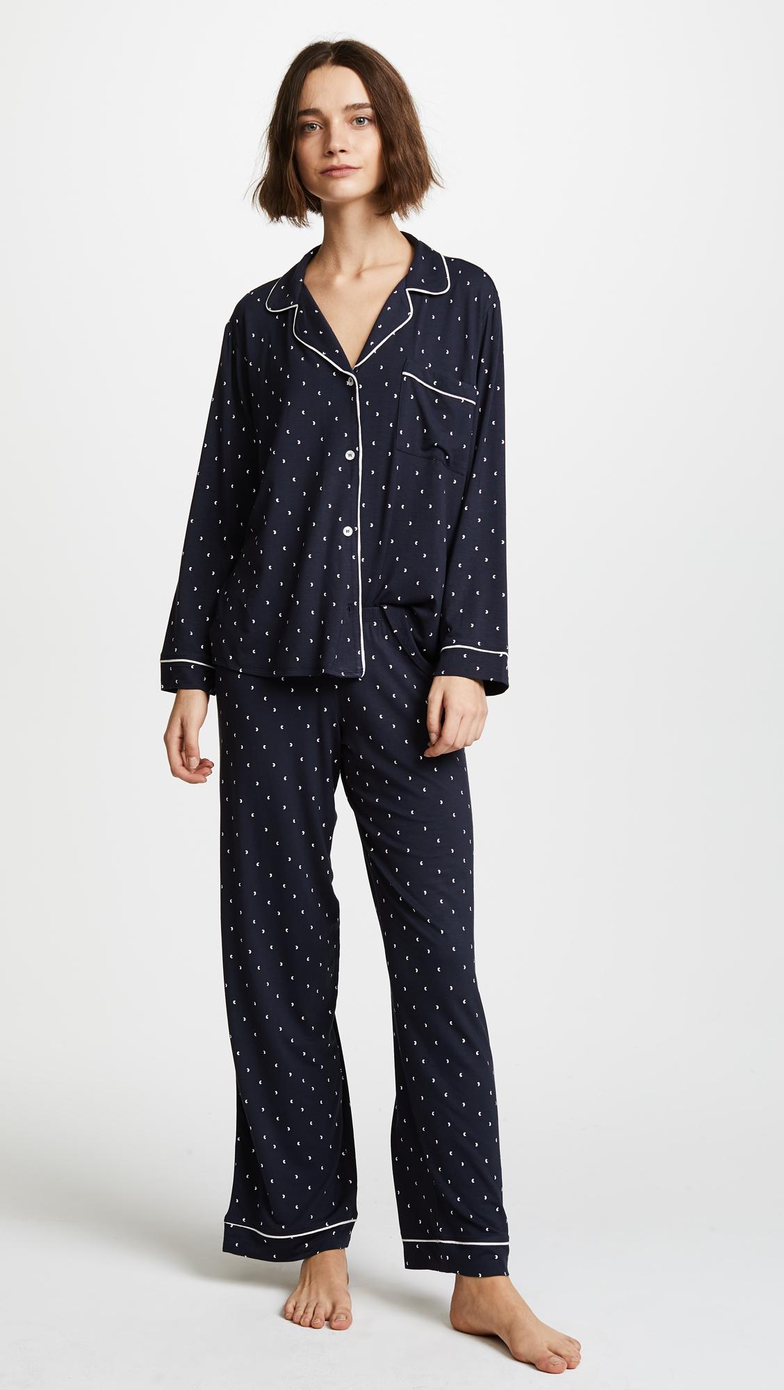pyjama, nuit, dormir