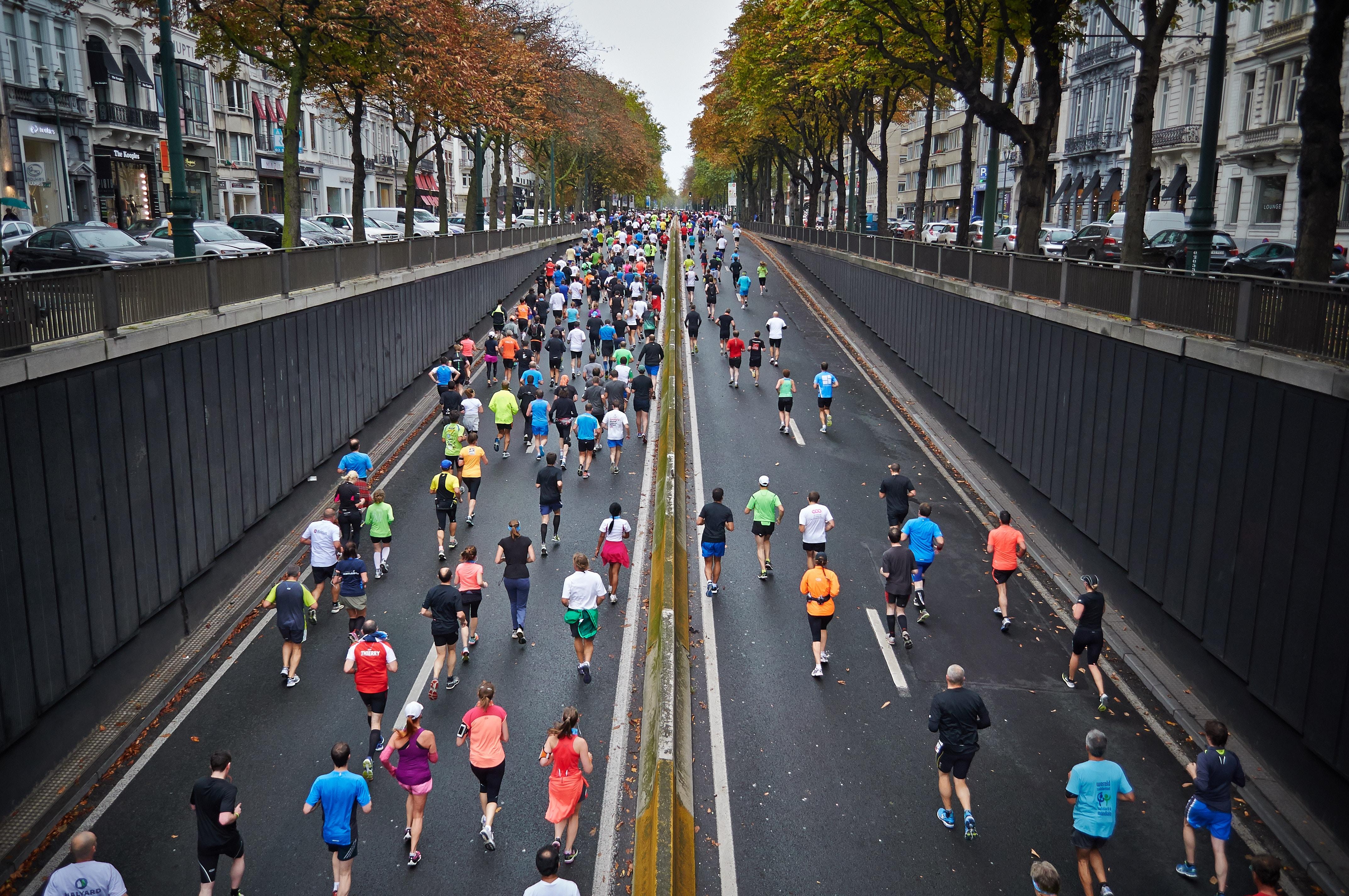 course, marathon