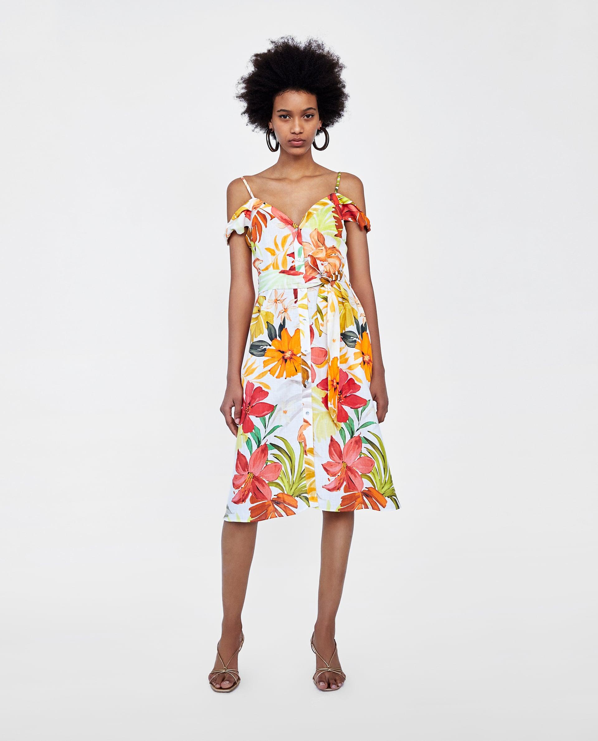 robes fleuries