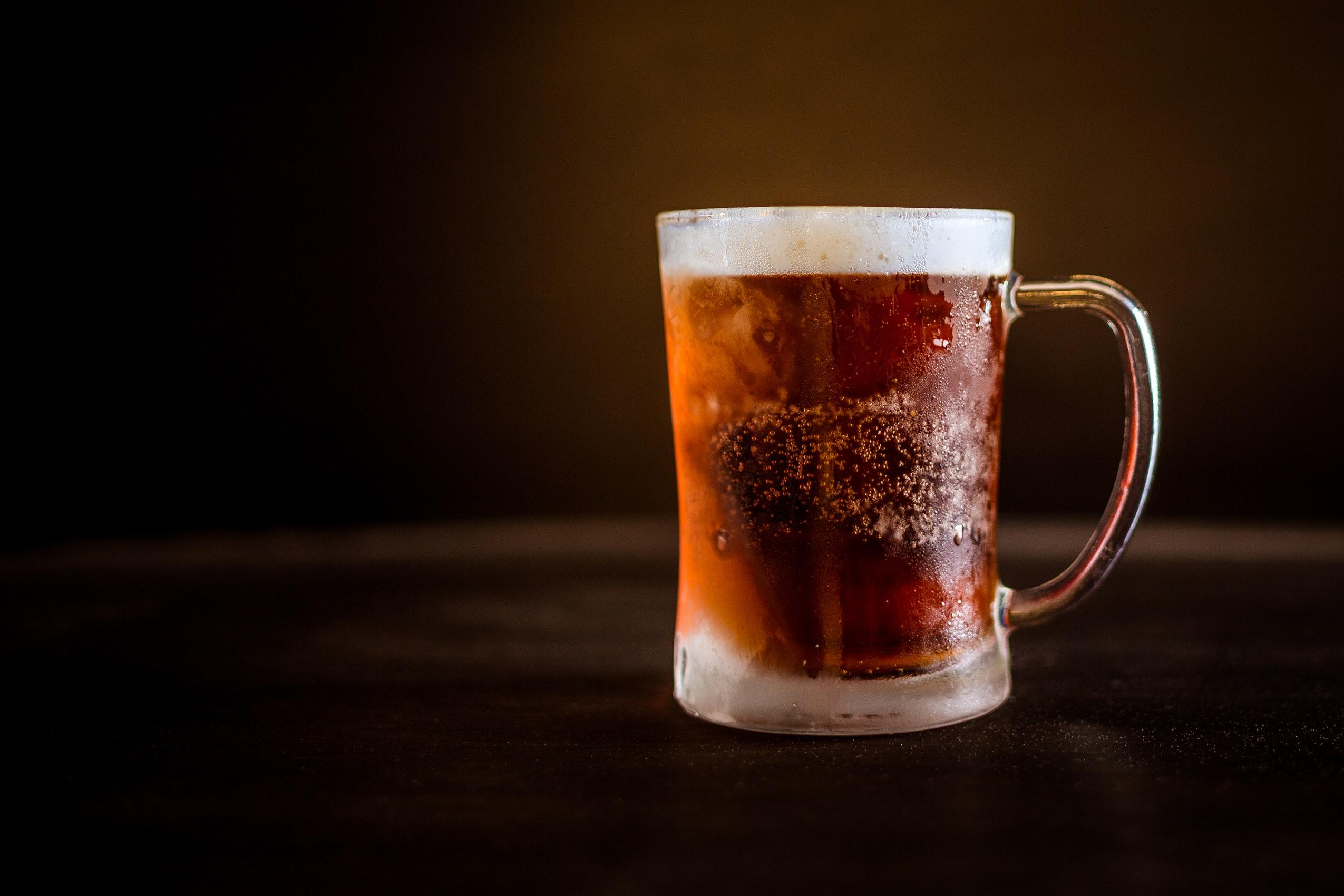 prendre un verre bière