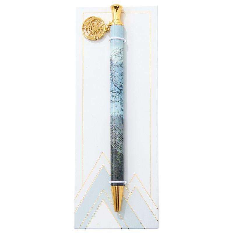 stylo à bille, breloque, beauté, scolaire, fourniture, trouvaille, rentrée