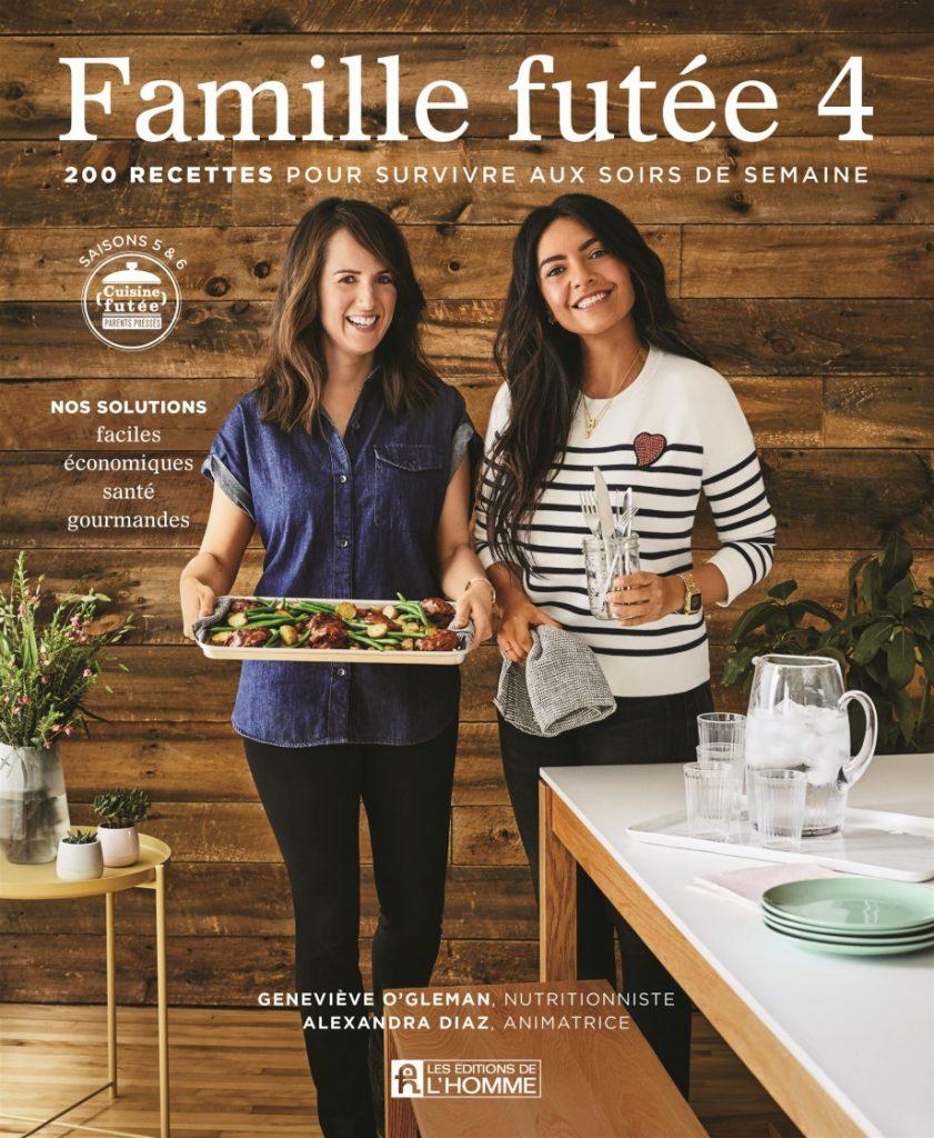 livre, recettes, famille, cuisine, lecture, nouveauté, pratico-pratique, rapide, bouffe