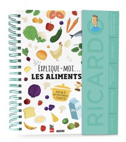 recettes, livre, cuisine, ricardo, nouveautés, lecture, littérature