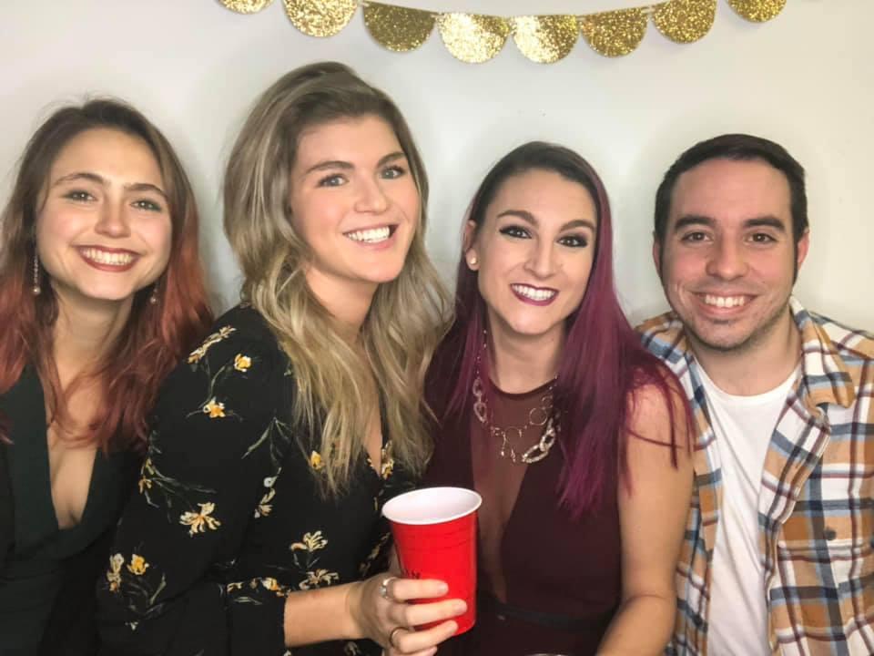 party de Noël Le Cahier