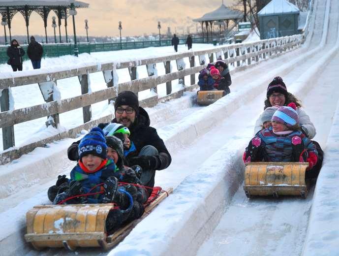 grande fête hivernale