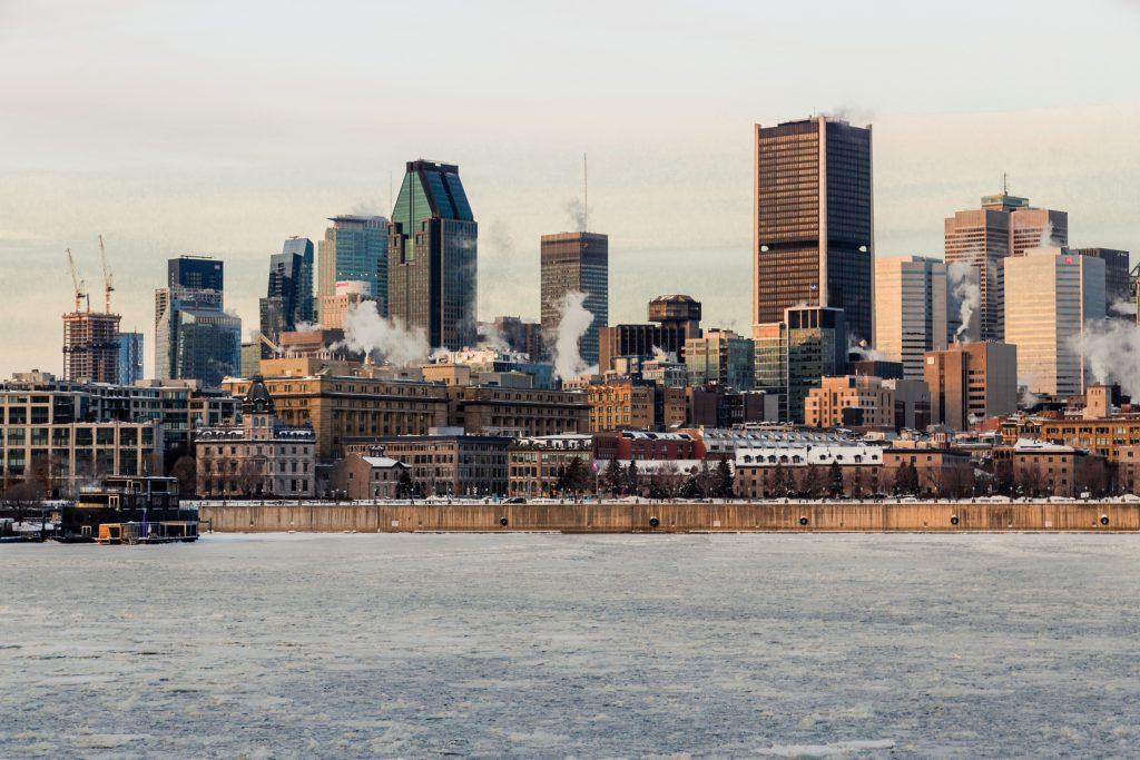 Une française à Montréal