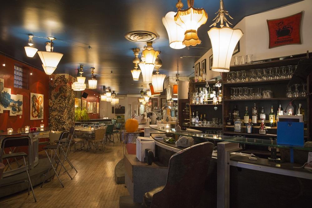 Cabotins Montréal restaurant