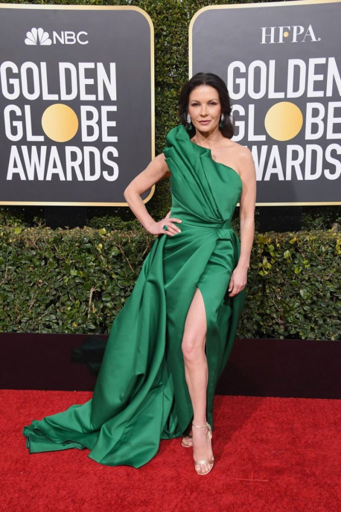 Catherine Golden Globes