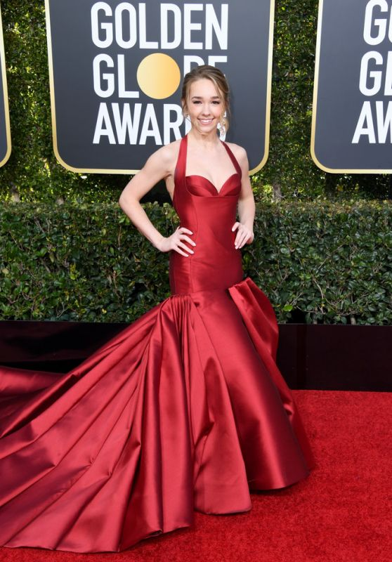 Holly Taylor Golden Globes