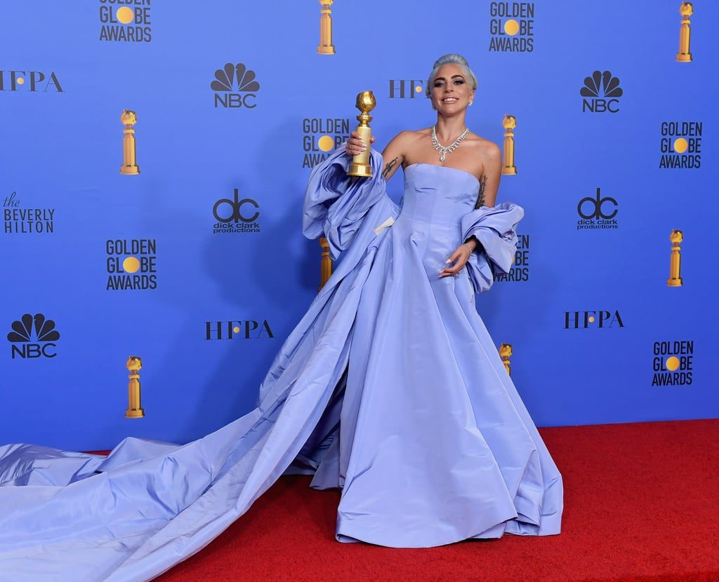 lady gaga golden globes