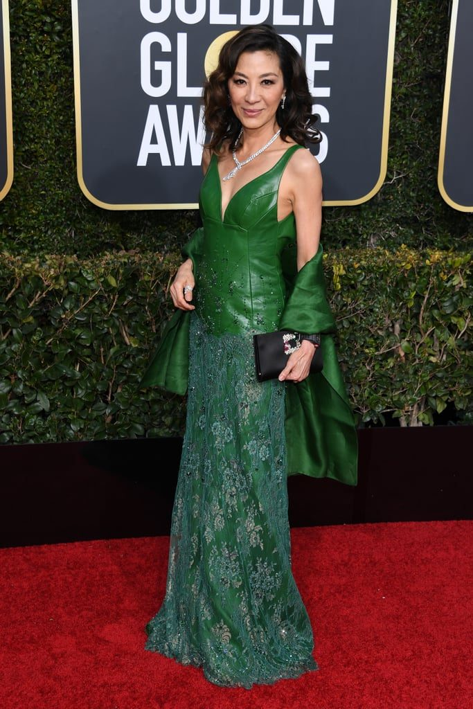 Michelle Yeoh Golden Globes