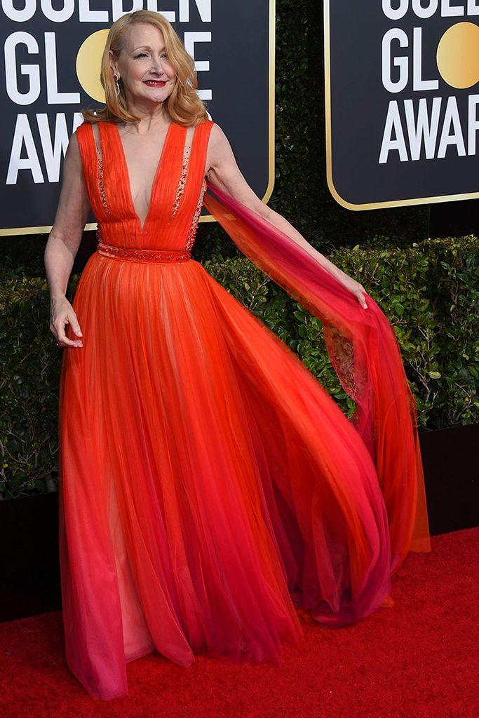 Patricia Clarkson Golden Globes