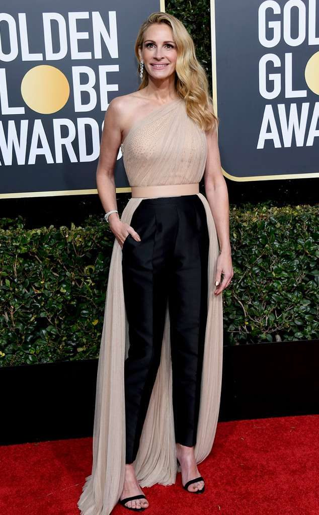 Julia Roberts Golden Globes