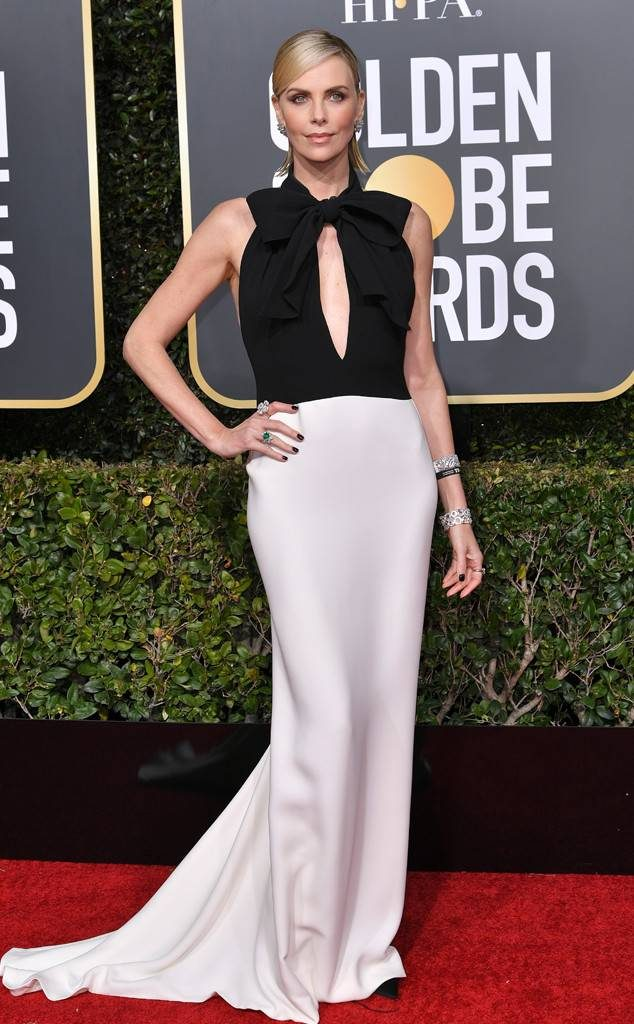 Charlize Theron Golden Globe