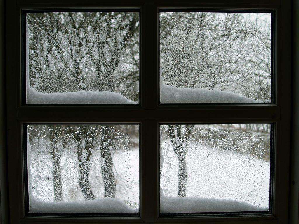 fenêtre d'hiver