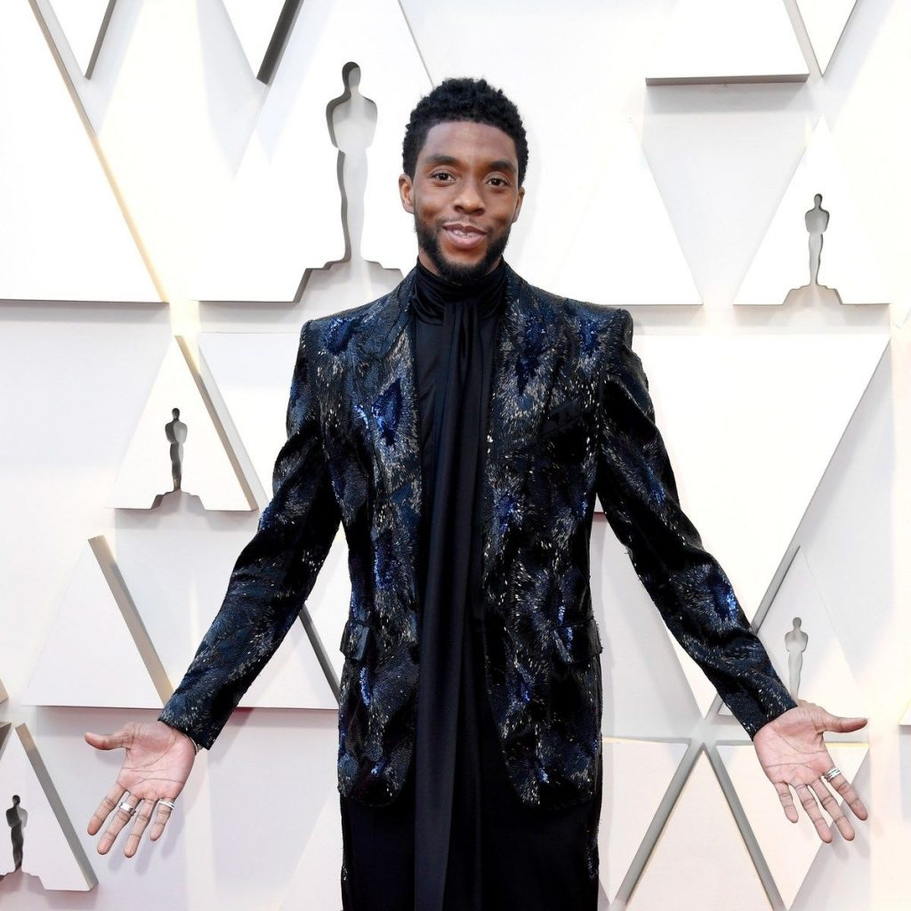 Chadwick B. Oscars 2019