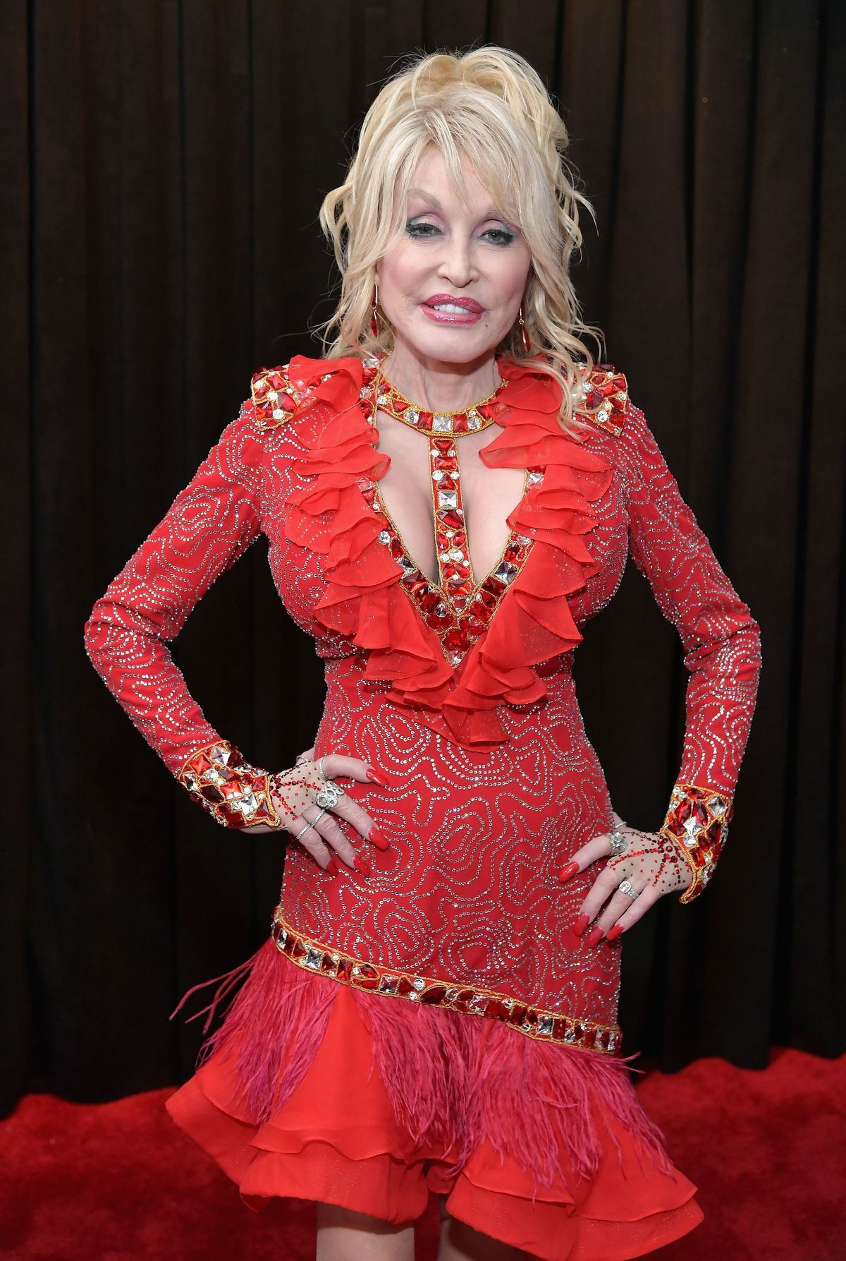 grammy 2019 Dolly Parton