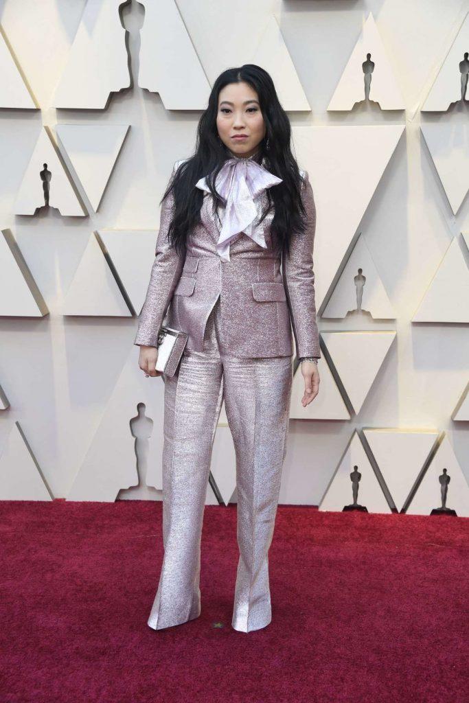 Awkwafina Oscars 2019