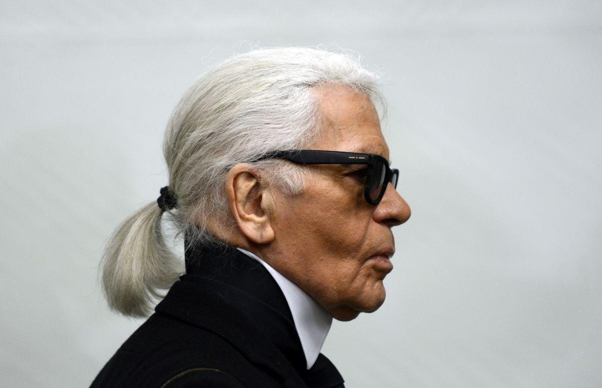 Karl Lagerfeld profil