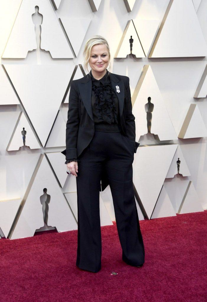 Amy p. Oscars 2019