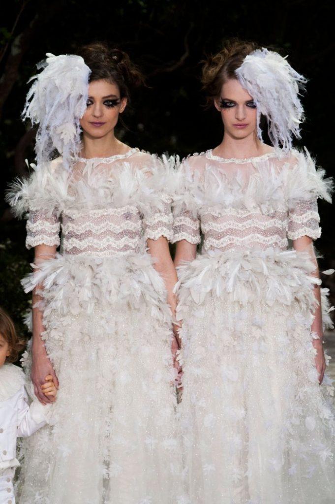 Chanel janvier 2013 mariées