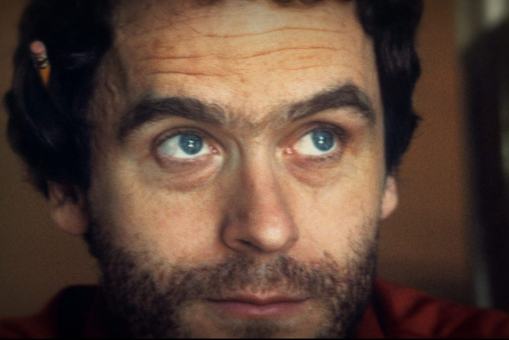 yeux ted bundy