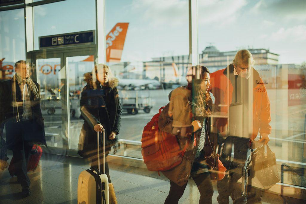aéroport, voyage, avion, billets, bas prix, attente, bagages, vols