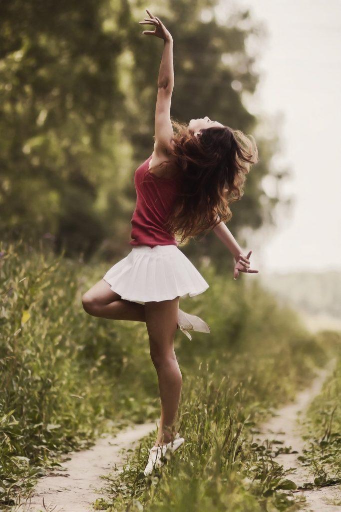 arts, danse, chant, métiers, danseuse, liberté, rêve, aspiration, ballerine