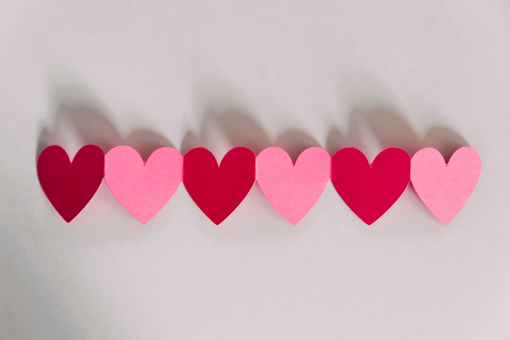 coeur en ligne