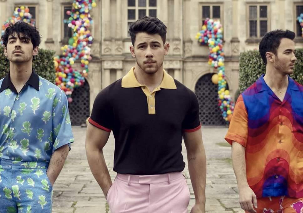 Jonas Brothers comeback sucker