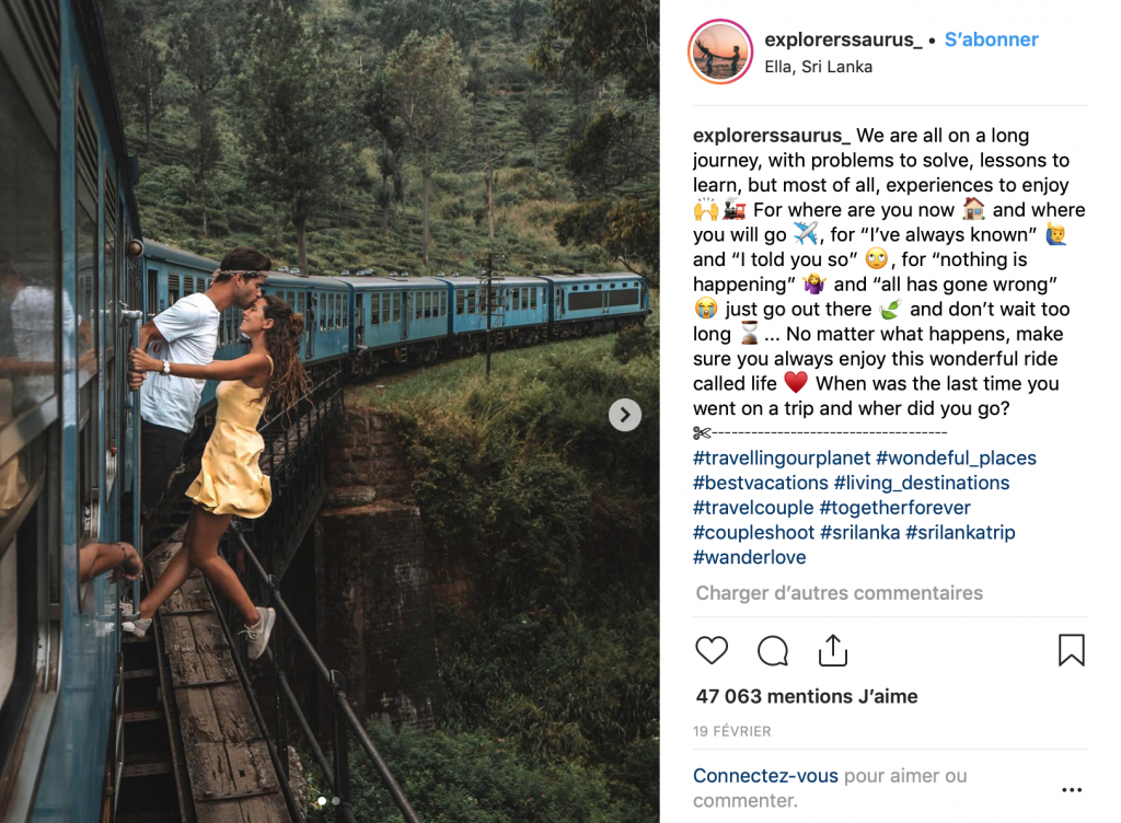 Instagram exploressaurus