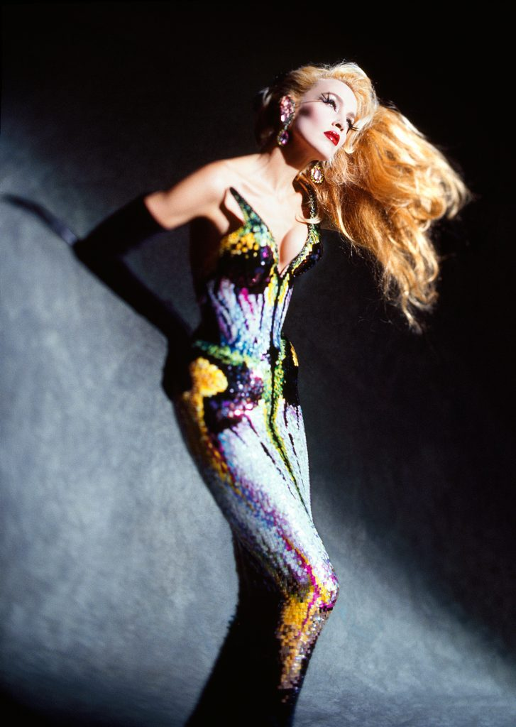 image mbam Thierry Mugler