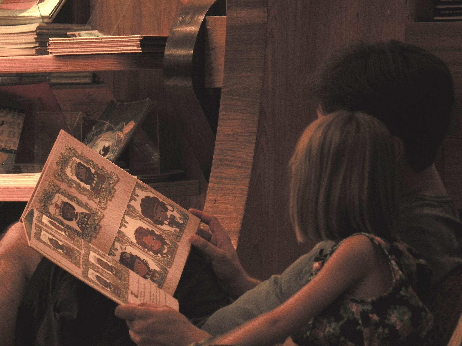 maman enfant lecture